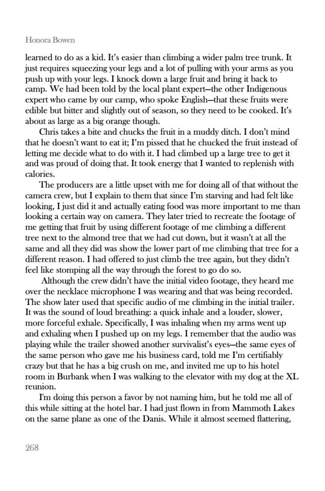 Honora Bowen Memoir Sneak Peek pp 268