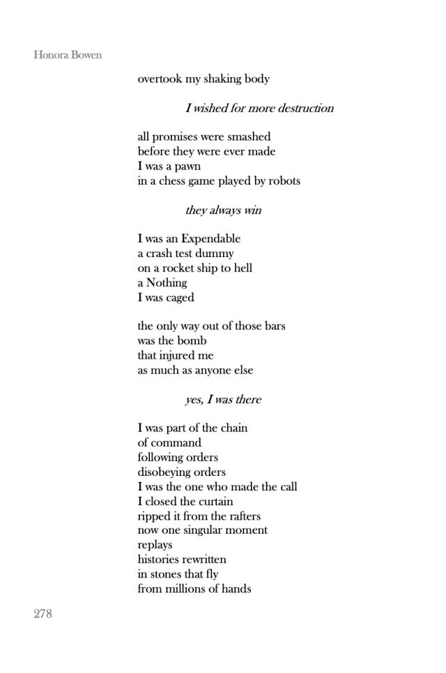 Honora Bowen Memoir Sneak Peek pp 278